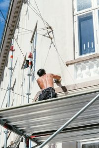 Un coup de fraicheur sur votre façade